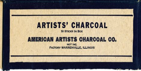 Albright Artists' Charcoal copy